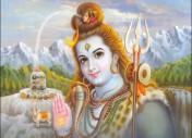 Nur durch seine Shakti ist Shiva vollständig