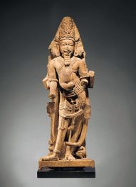 11th century Brahma from Chandela empire