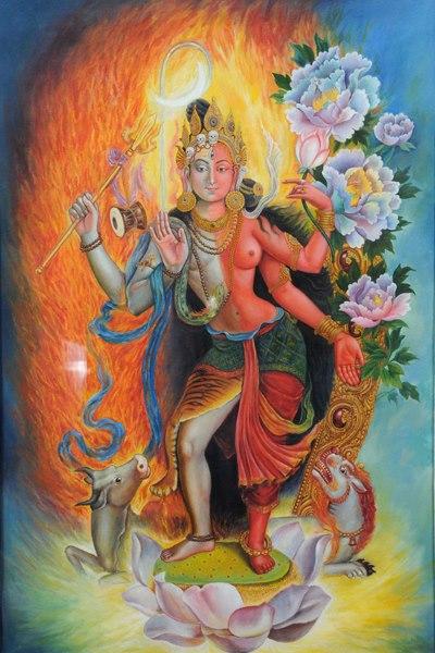 Ardhanareesvara