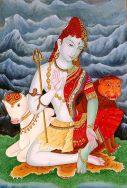 Ardhanareeswara