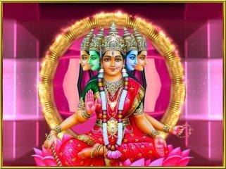 Panchamukhi Gayatri