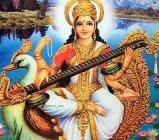 Göttin Sharda