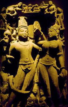Vishnu & Lakhsmi