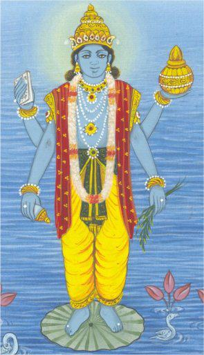 Dhanvantari is one that inspires devotion in all those who practice Ayurveda