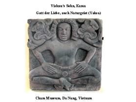 Kama, Vishnus Sohn